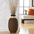 Clayworks Decorative Jug Vase (Indonesia)
