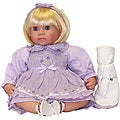 Me and Molly P. 18-inch Open Close Eye Heidi Doll