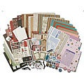 Personal Shopper November 2006 Heritage and Retro Scrapbooking Set