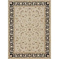 Primeval Beige Oriental Rug (7&#39;7 x 10&#39;6)