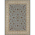 Primeval Blue Oriental Rug (2&#39; x 3&#39;)