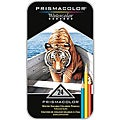 PrismaColor 24-piece Watercolor Pencil Tin
