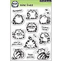 Penny 'Nine Lives' Clear Stamps