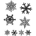 Tim Holtz 'Grunge Flakes' Rubber Stamp Set