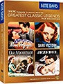 TCM Greatest Classic Films: Legends - Bette Davis (DVD)