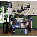 Geenny Classic Sports 13-piece Crib Bedding Set