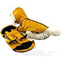 Pet Life Extra Small Hooded Sport Dog Rainbreaker
