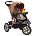 Jeep Liberty Sport X All-terrain Stroller in Sonar