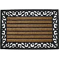 Renaissance Brush Lines Door Mat (2' x 3')