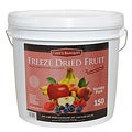 Chef&#39;s Banquet Freeze Dried Fruit Variety Bucket (150 Servings)
