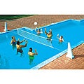 Swim Time Pool Jam In-ground Volleyball/ Basketball Combo Water Toy