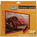 Soft Pastels Landscape (Pack of 24)