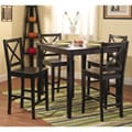 Counter Height 5-piece Table and Chair Set