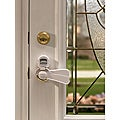 KidCo White Door Lever Lock