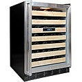 Vinotemp VT-50SBW Black 50-bottle Wine Cooler
