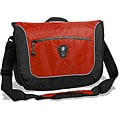 J World 'Windgate' Red Messenger Bag