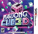 NinDS 3DS - Mahjong Cub 3D