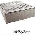 Simmons BeautySleep North Farm Pillow Top Full-size Mattress Set