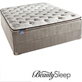 Simmons BeautySleep North Farm Pillow Top Twin-size Mattress Set