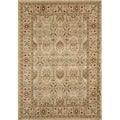 Power-Loomed Preston Garden Ivory Rug (7'10 x 9'10)
