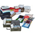 As Seen on TV Space Saving Bags 8-piece Deluxe Set
