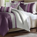 Madison Park Mendocino 6-piece Duvet Cover Set