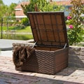Christopher Knight Home Wicker Richmond Indoor/ Outdoor Ottoman