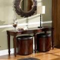 Morgan Deep Brown Sofa Table