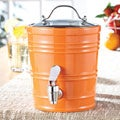 American Atelier Orange 90-oz Beverage Dispenser