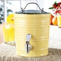 American Atelier Yellow 90-oz Beverage Dispenser