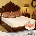 Select Luxury Latex Infused Memory Foam 10-inch California King-size Mattress