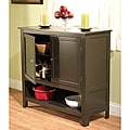 Montego Espresso Wooden Buffet