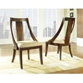 Somerton Manhattan Slipper Chairs (Set of 2)