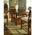 Somerton Craftsman Counter Height Table