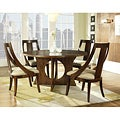 Somerton Manhattan Pedestal Table