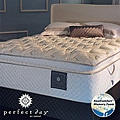 Serta Perfect Day Imperial Suite Euro Top Queen-size Mattress and Box Spring Set