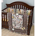 Cotton Tale Penny Lane 4-piece Crib Bedding Set