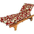 Outdoor Palazzo Floral Chaise Lounge Cushion