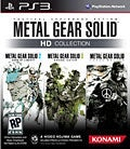 PS3 - Metal Gear Solid HD Collection - By Konami