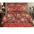 Cassandra Queen-size 4-piece Comforter Set