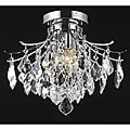 Crystal Chrome 3-light 64993 Collection Chandelier