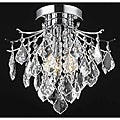 Crystal Chrome 3-light 64979 Collection Chandelier