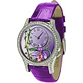 Ed Hardy Women's Purple Elizabeth Watch