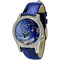 Ed Hardy Women's Blue Elizabeth Watch