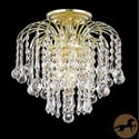 Christopher Knight Home Clear Crystal Three-Light G