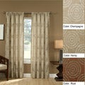 Andrea 84-inch Rod Pocket Curtain Panel