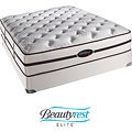Beautyrest Elite Plato Plush Firm King-size Mattress Set
