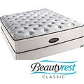 Beautyrest Classic Reece Plush Firm Euro Top Full-size Mattress Set