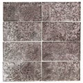 GlassTrend Foil 3x6 Mosaic Tiles (Case of 88)