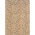 Hayworth Grey/Beige Area Rug (6'7 x 9'6)
